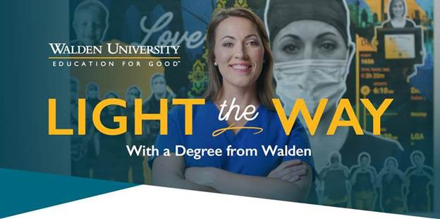 Walden University is a proud sponsor of the ONL 2021 Annual Meeting